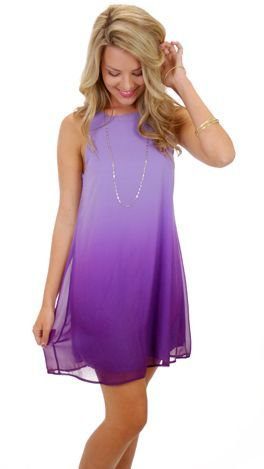 Obsessed! I just love everything ombre.