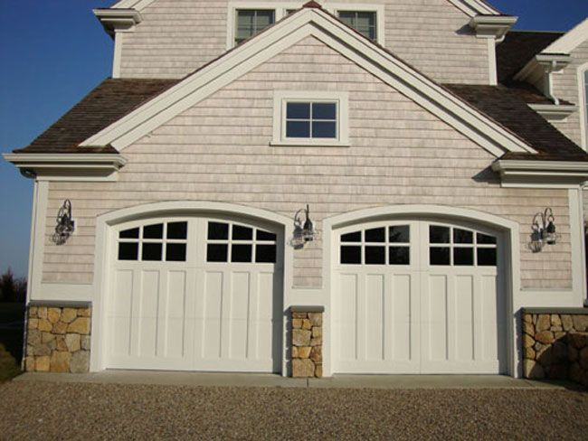 custom insulated paintgrade carriage house photo gallery for the overhead garage door company