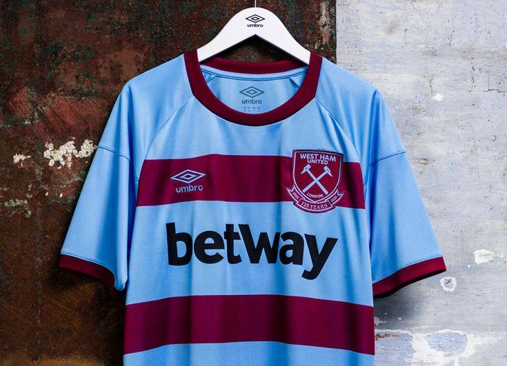 Download West Ham United 2020-21 Umbro Away Kit #WestHamUnited # ...