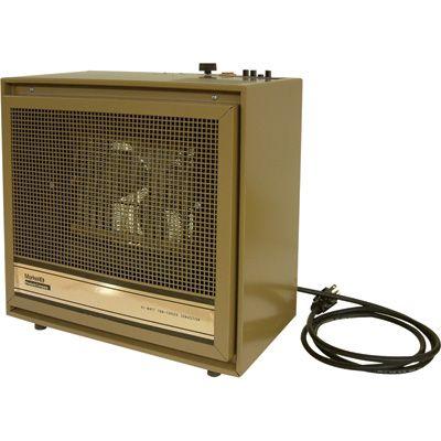 TPI Portable Electric Heater 13,652 BTU, Model# 474-TM ...