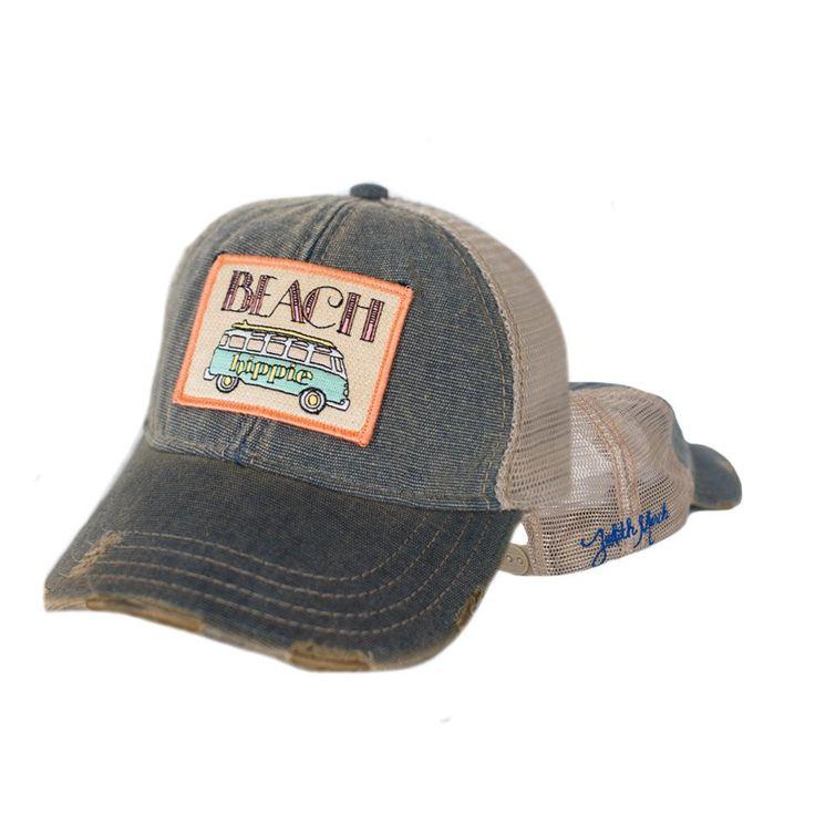 Judith March Beach Hippie Hat