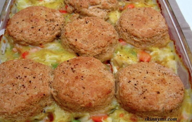 Pot Pie - 7 Points Plus!Skinny Chicken, Food Food Food, Chicken Pot ...