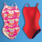 Choose your swimwear fabric before hitting the swimming pool. Lycra, polyester, nylon? Kiefer helps you choose the right swimsuit fabric.