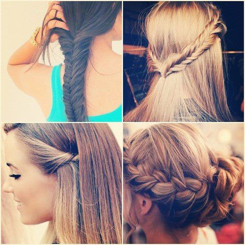 Surprising 1000 Images About Hair Intense On Pinterest Different Types Hairstyles For Women Draintrainus