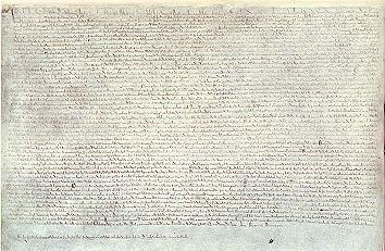 The Magna Carta Document - History
