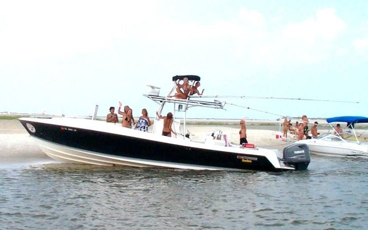 Ponce inlet gambling boat