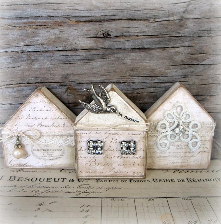 more embellished wooden cottages