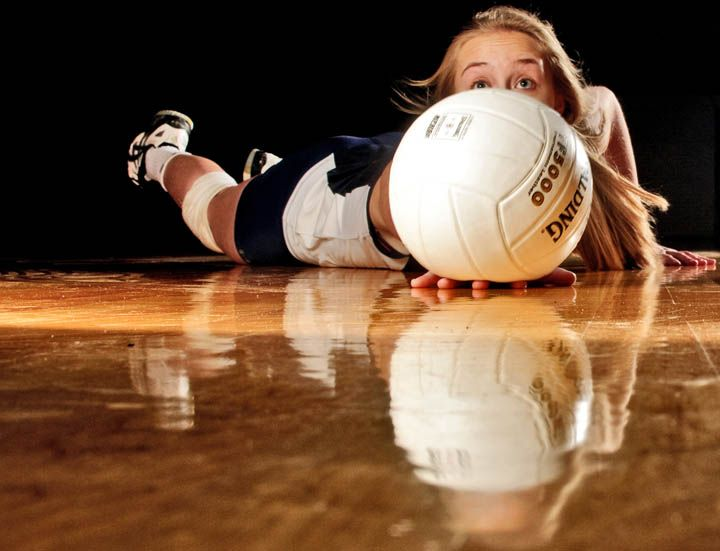 Best 25 volleyball pictures ideas on pinterest for Best flooring for seniors