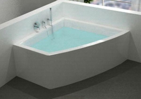 Badekar - Lima 140 helstøbt badekar http://www.spacenteret.dk/product/badekar-lima-140-helstoebt-badekar-195/