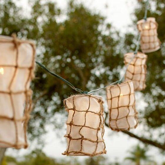Lanternas Rústicas