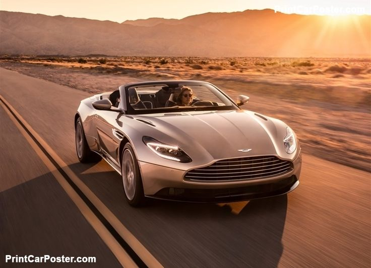 Aston Martin DB11 Volante 2019 poster, #poster, #mousepad, #tshirt, #printcarposter