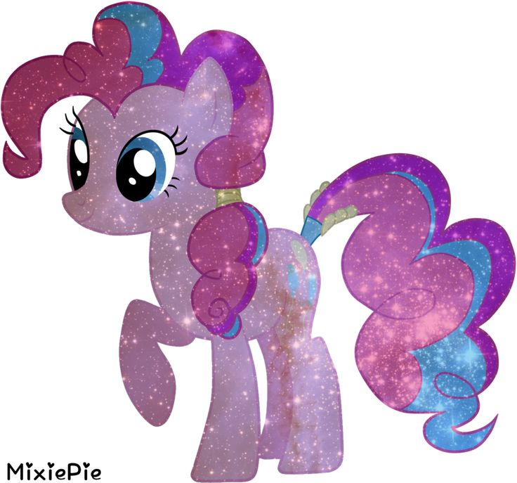 [MLP] Pinkie Pie Galaxy's Power by MixiePie.deviantart.com on @deviantART