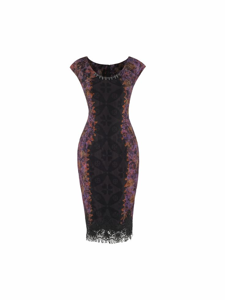 Sparkling dress by Alleira with Swarovski crystals