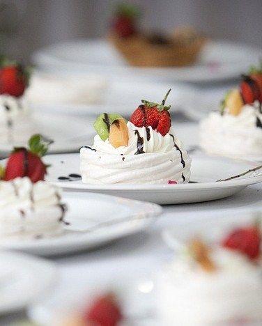 Dessert @ Three Oaks Function Venue in Centurion www.threeoaks.co.za