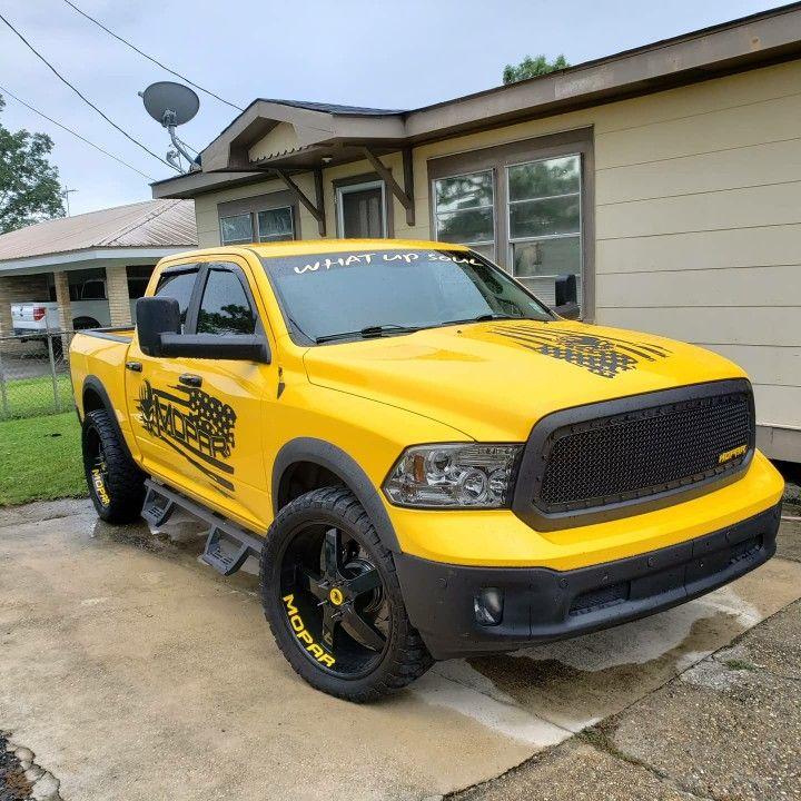 Pin By Jeremy Benoit On My Dodge Ram Monster Trucks Mopar Suv