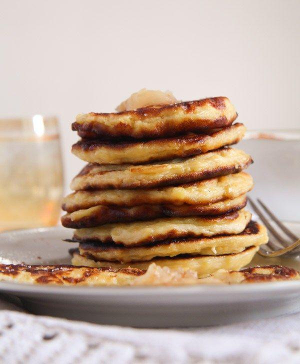 potato pancakes ed 5 Easy Potato Pancakes or Fritters – Sweet or Savory