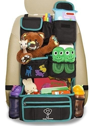 backseat car organizer must have for baby travel accessories kids toy storage
