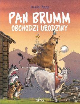 Daniel Napp. Zabawna historia dla dzieci w wieku 3-5 lat. Jedna z siedmiu książek w serii.