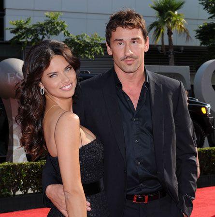 Adriana Lima & husband