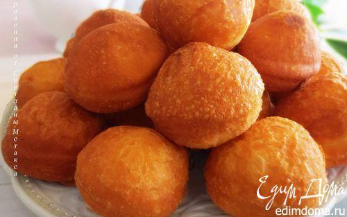 Самые вкусные пончики | Кулинарные рецепты от «Едим дома!»