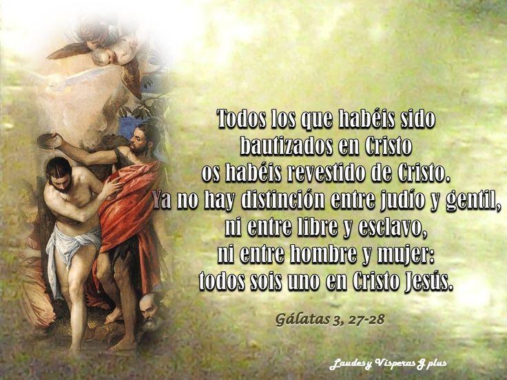 #HoraSEXTA #LiturgiaDeLasHoras #LectioDivina http://www.liturgiadelashoras.com.ar/sync/2016/abr/22/sexta.htm Himno: CUANDO LA LUZ DEL DÍA ESTÁ EN SU CUMBRE Salmo 122 - EL SEÑOR, ESPERANZA DEL PUEBLO Salmo 123 - NUESTRO AUXILIO ES EL NOMBRE DEL SEÑOR Salmo 124 - EL SEÑOR VELA POR SU PUEBLO. Ga 3, 27-28 ORACIÓN...