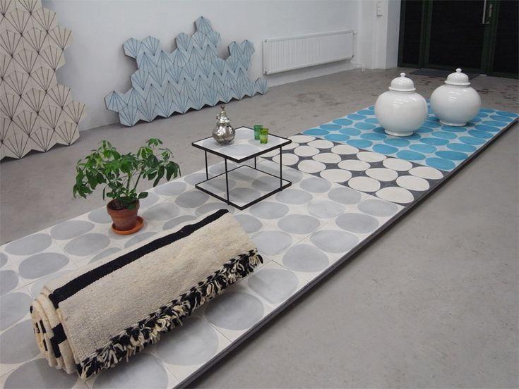 Smitten - Claesson Koivisto Rune's contemporary Moroccan tiles: Stones Tile, Tile Design, Claesson Koivisto, Art Design Colors Patterns, Contemporary Moroccan, Bath Tile, Concrete Tile, Koivisto Runes, Moroccan Tile