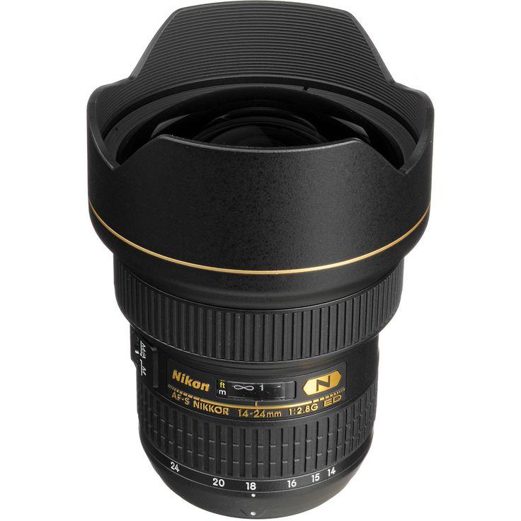 Nikon AF-S NIKKOR 14-24mm f/2.8G ED Lens  Dream lens for landscape and night photography
