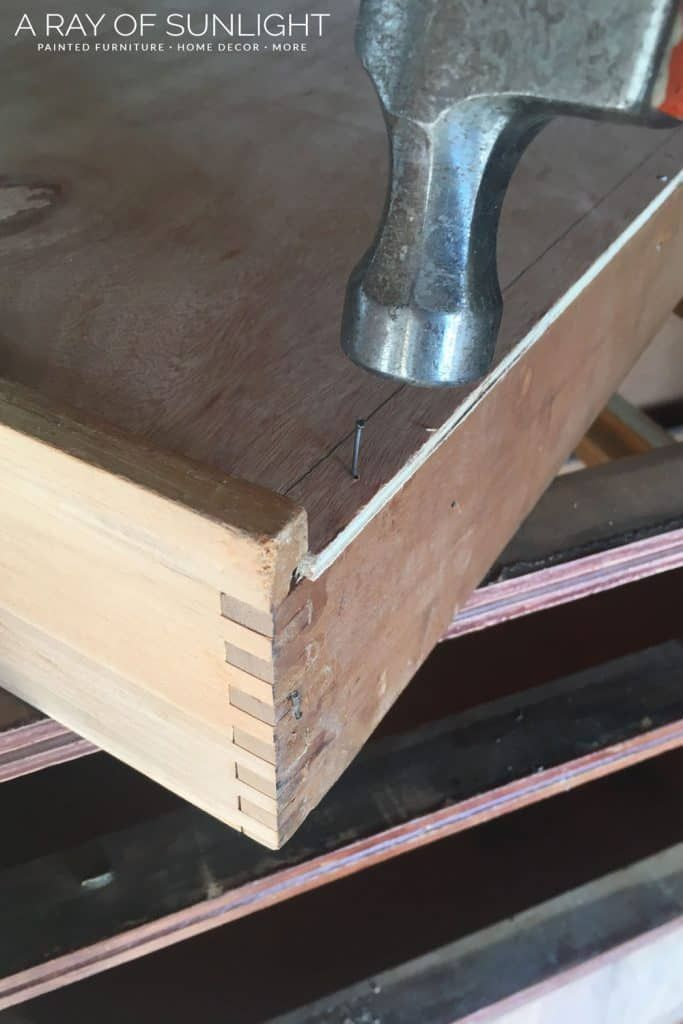 How To Fix Old Dresser Drawers That Stick Old Dresser Drawers