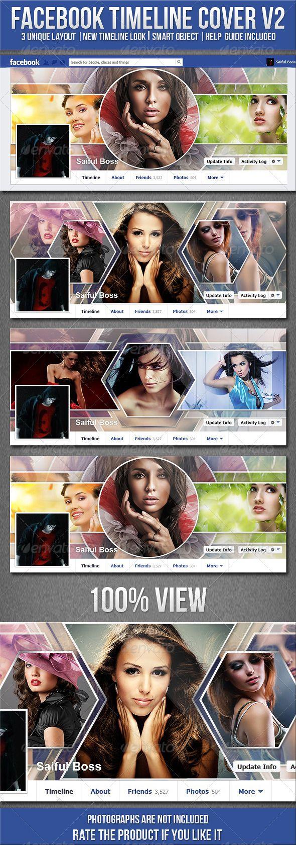 FB Timeline Cover V2