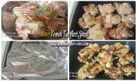 Kolay Tavuk Kızartması Tarifi
