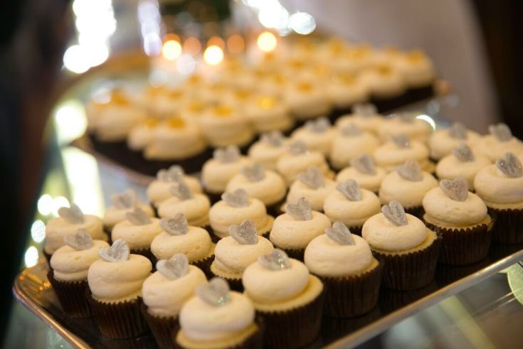 The to die for Black Velvet cup cakes have become very sort after at the Fairfax and Roberts events.