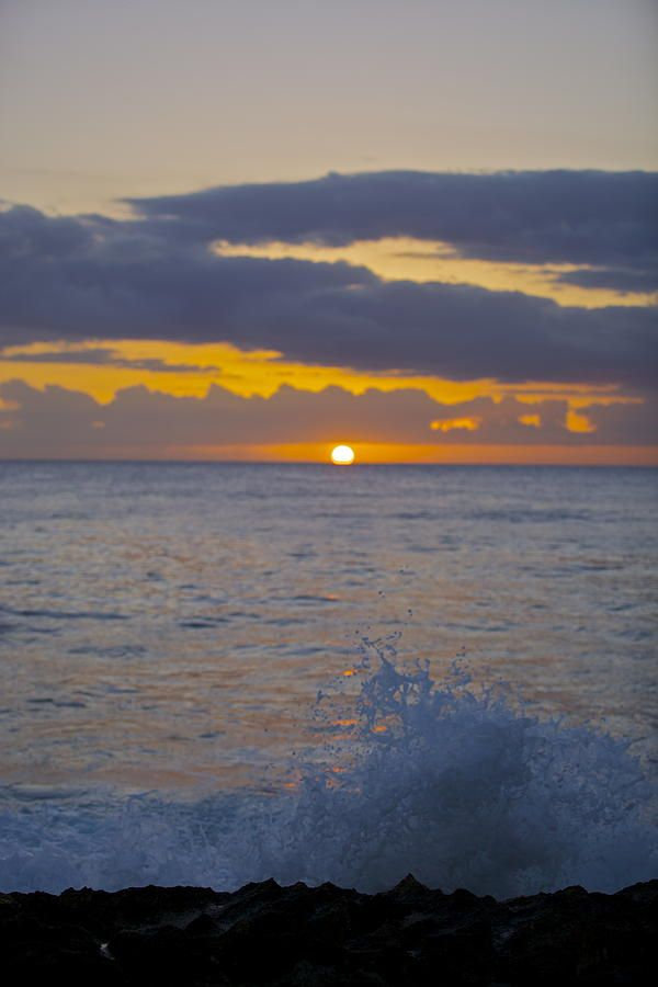 ✯ Sunset Waves