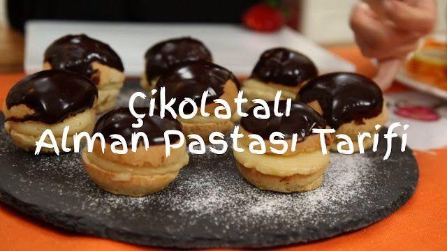 Çikolatalı Alman Pastası Tarifi - Nurselin Evi | Nurselin Mutfağı Yemek Tarifleri