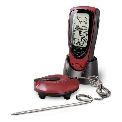 Oregon Scientific-Grill Right-Talking BBQ/Oven Thermometer