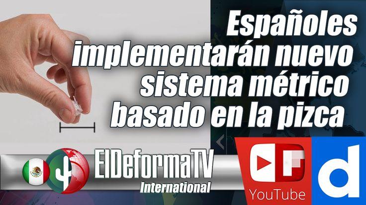 Españoles implementarán nuevo sistema métrico basado en la pizca