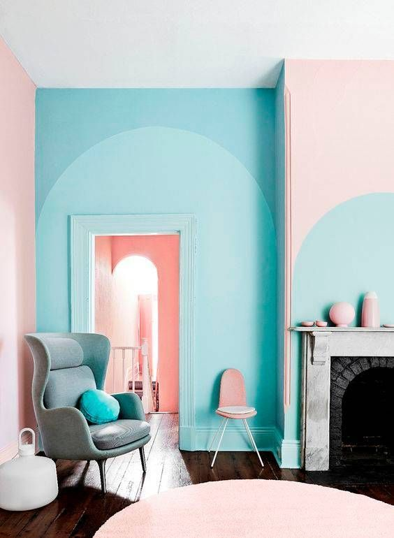 50 best powder pink images on pinterest living room apartments