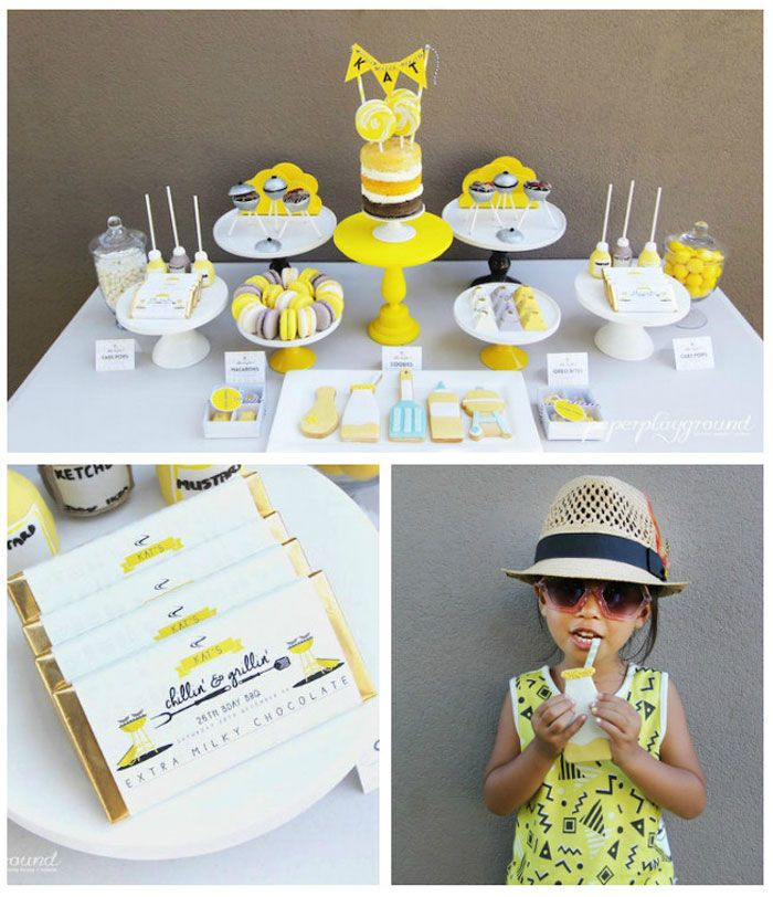 17 Best Images About Summer Party Ideas On Pinterest
