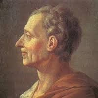 baron de Montesquieu- Was a French lawer, man of letters, band political philosopher who lived during the Age of Enlightenment.