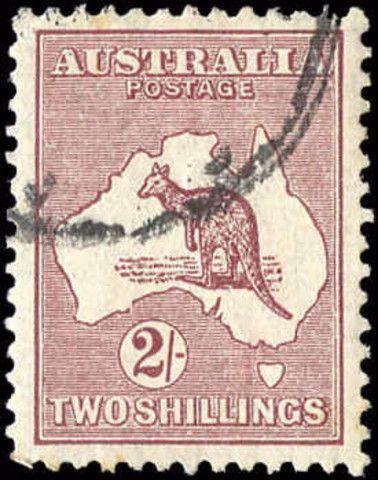 Australia, ##99, F-VF, Used