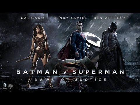 Batman v Superman: Dawn of Justice - Official Teaser Trailer 2016 [HD]