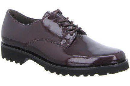 Gabor Schuh 31.412.95 , Rot (Merlot) , EU 41 (UK 7.5) - http://on-line-kaufen.de/gabor/41-eu-gabor-shoes-31-41-damen-derby-8