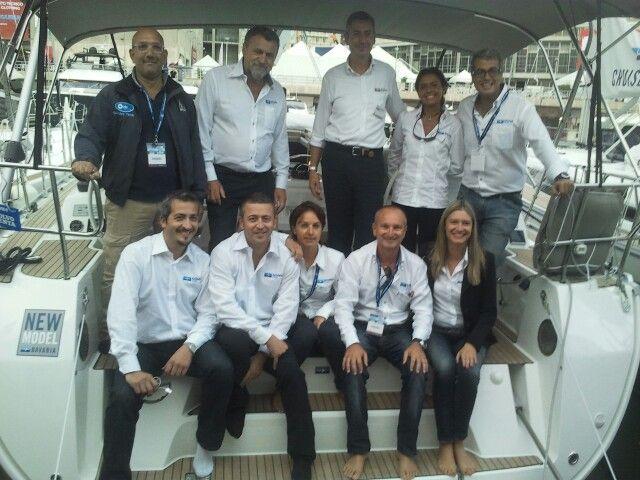 Team Bavaria...