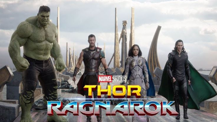 """Thor: Ragnarok"" Official Game"