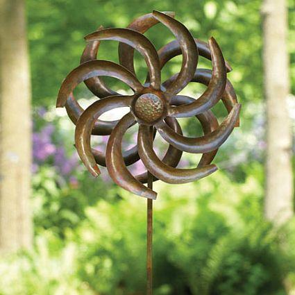 Whirligigs, Whirligig Kinetic Garden Wind Sculptures, Whirligig Garden  Spinner, Whirligigs At Songbird Garden