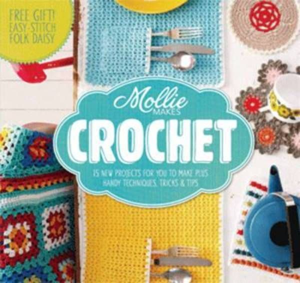 Mollie Makes: Crochet - Hardback - 9781908449207 - Mollie Makes