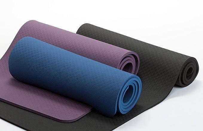 Ecowise Pilates Mat Amethyst Review Mat Exercises Pilates Amethyst