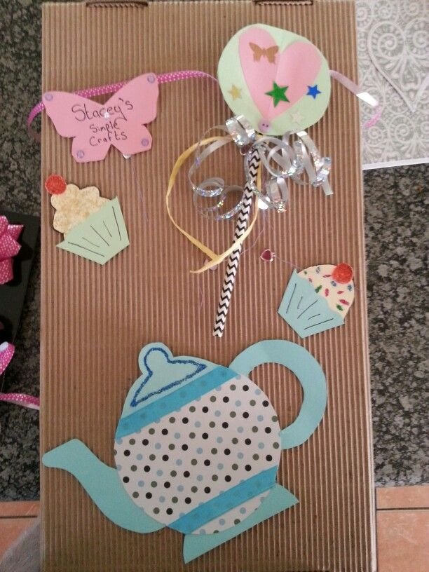 Crafting kits I make for presents