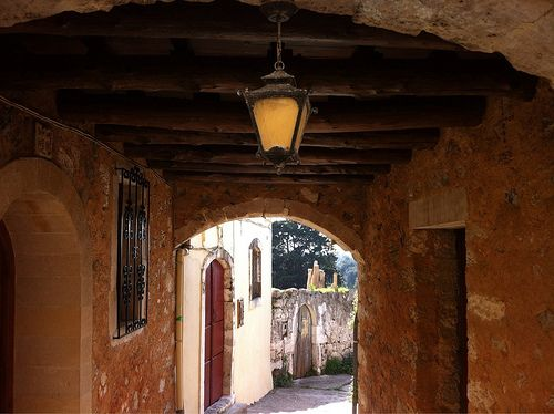 Atsipopoulo in Rethymno, Crete