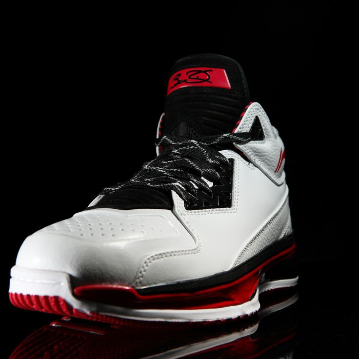"""Dubbed """"Overtown"""", this signature Way of Wade basketball shoe by Li-Ning pays homage to """"Miami's very first African-American community and the hometown of Dwyane Wades close friend and team mate Udonis Haslem."""" Only 447 guaranteed genuine pairs left in North America! Order yours today with fast FREE SHIPPING here at www.wayofwadeshoes.com #MakeYourOwnWay"""