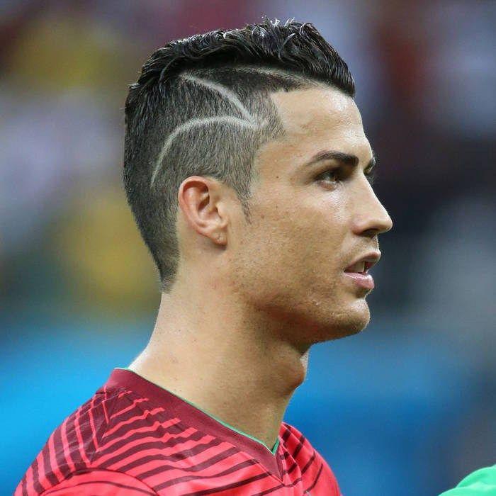 ronaldo hairstyle to make - 700×700